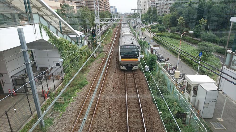 鹿島田駅前のイメージ画像